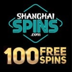 Shanghai Spins 100 free spins and 100% free casino bonus