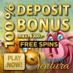 Casino Ventura 20 free spins on Jimi Hendrix – no deposit bonus