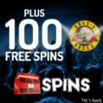 Deal or No Deal Spins Casino 100 free spins & £100 bonus – review
