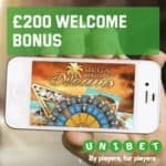 Unibet Casino | 50 free spins on jackpots and 100% free bonus | review