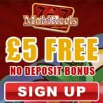 Mobireels Casino 50 free spins and £5 gratis – no deposit bonus