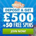Slotty Vegas Casino | 75 free spins   100% up to €500 bonus | review