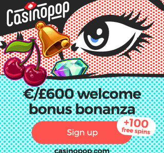 Casino Pop free spins