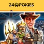 24 Pokies Casino free bonus