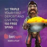 BetSpin Casino free spins bonuses