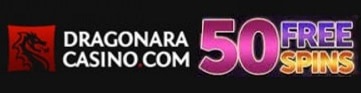 Dragonara Casino 50 gratis spins and 150% up to €400 bonus
