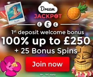 Dream Jackpot Casino - blacklisted! Not Recommended!