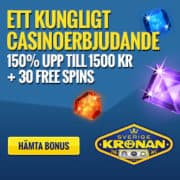SverigeKronan Casino banner 250x250