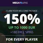 MegaWins Casino – BTC games, free spins, no deposit bonuses