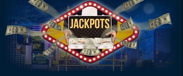 Jackpots at Dream Vegas!