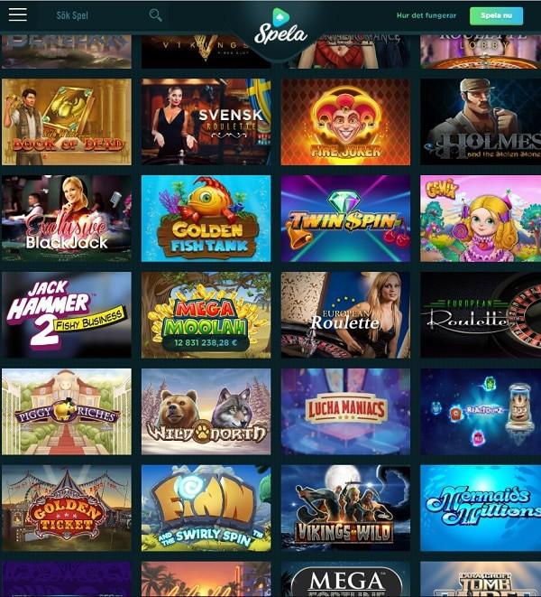 Spela Casino Direkta uttag