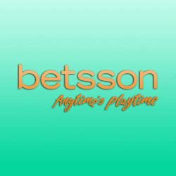 Betsson Casino 100% bonus and 600 free spins on first deposit
