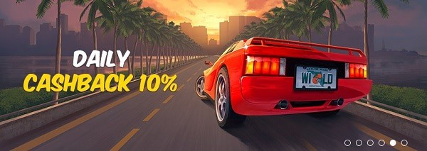HOTLINE CASINO 10% extra bonus