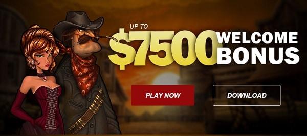 $7500 highroller casino bonus - Betsoft, VIVO Gaming, Realtime Gaming