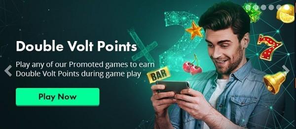 Volt Casino VIP points