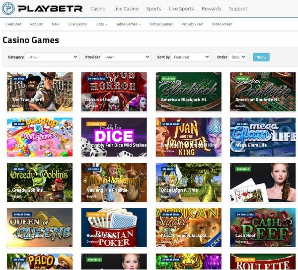 Playbetr.com Review