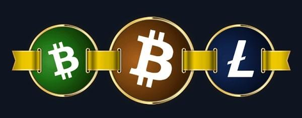 USA Casino with Bitcoin, Bitcoin Cash, and Lite Coin