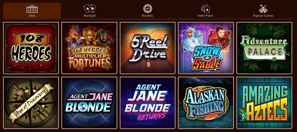 River Belle Online Games