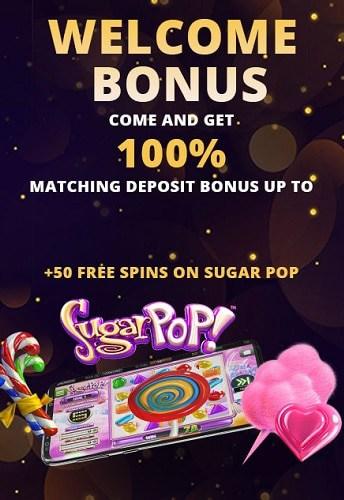 Play 24 Bet Casino 50 Free Spins Bonus