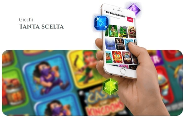 Voglia di Vincere mobile casino games
