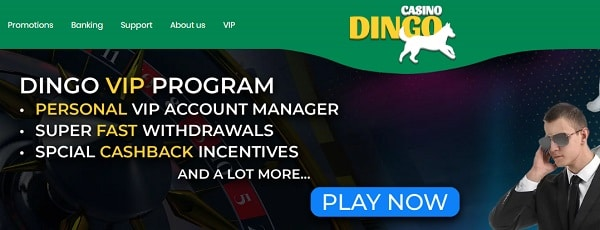 VIP offers for active players