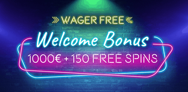 150 Wager Free Spins