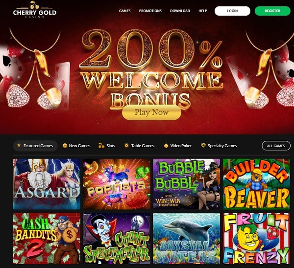 Play and win real money!