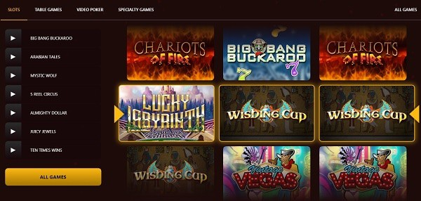 Rival slot games and jackpots for USA