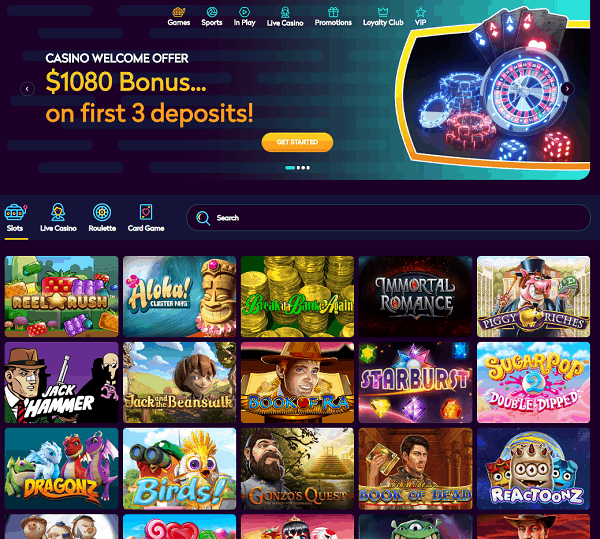 Join Casino360 and receive free bonus!