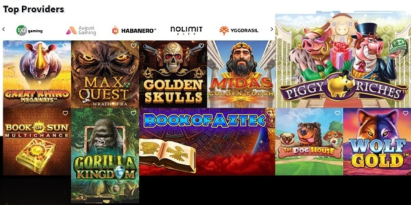New Slots and Free Spins