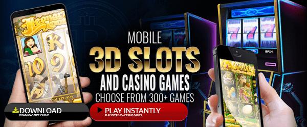 3D Slots RIVAL Games