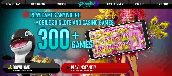 300+ free play slots