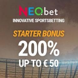 200% match bonus