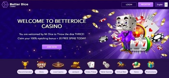 Welcome Offer and Free Play