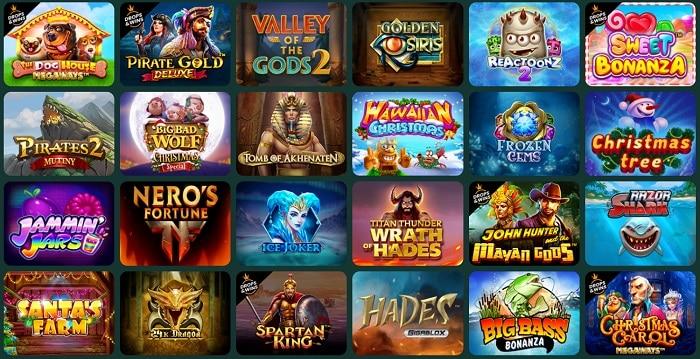 MonteCryptos Games