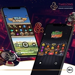 Play at 7Melons.ch Online Casino