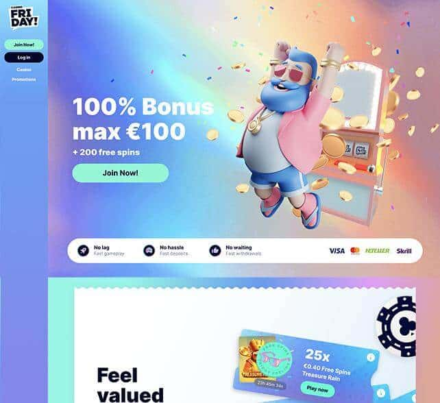 100% up to 100 EUR / 200 USD