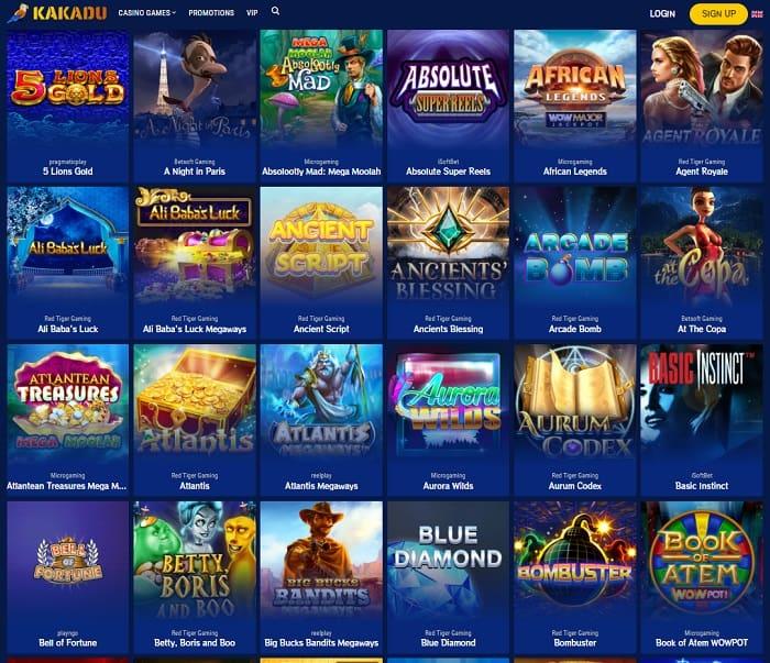 Kakadu Casino Rating and Recommendations