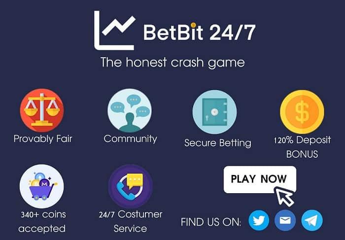 Taruhan Bit 247 Crash Game